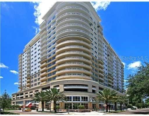 100 S Eola Drive #707, Orlando, FL 32801 (MLS #O5876412) :: Premium Properties Real Estate Services