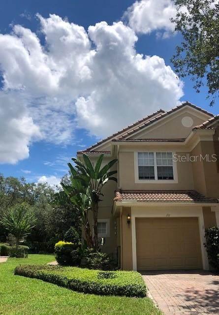 3396 Shallot Drive #101, Orlando, FL 32835 (MLS #O5876885) :: Alpha Equity Team