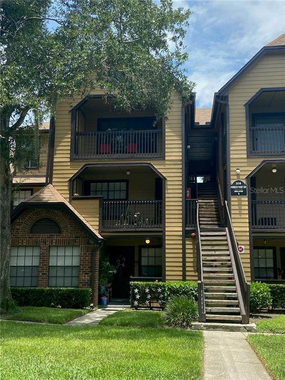 320 Forestway Circle #306, Altamonte Springs, FL 32701 (MLS #O5877037) :: Rabell Realty Group