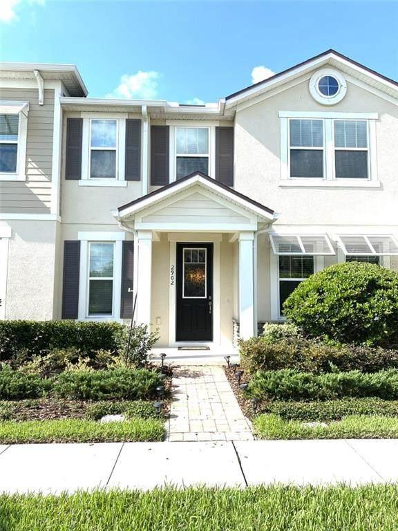 2902 Windmill Drive, Kissimmee, FL 34741 (MLS #O5877235) :: Burwell Real Estate