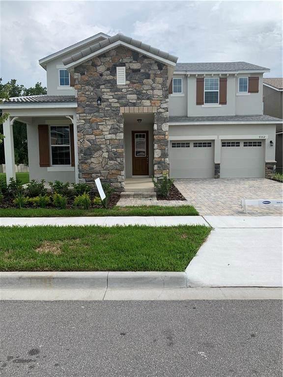 9302 Patrimonio Loop, Windermere, FL 34786 (MLS #O5877654) :: Sarasota Home Specialists