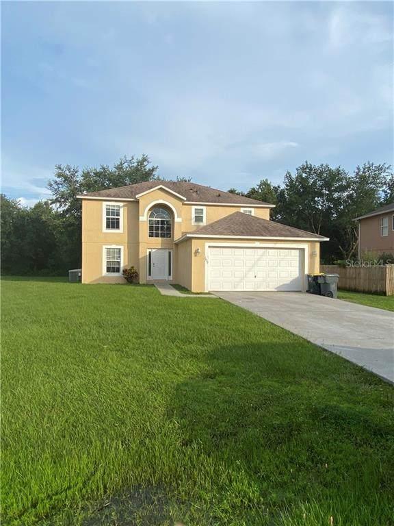 1430 Teal Drive, Poinciana, FL 34759 (MLS #O5878022) :: Cartwright Realty
