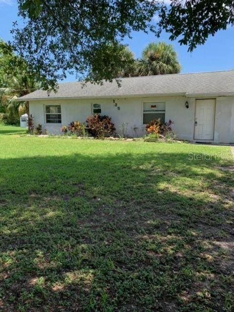 125 S Gaines Street, Oak Hill, FL 32759 (MLS #O5878492) :: Florida Real Estate Sellers at Keller Williams Realty