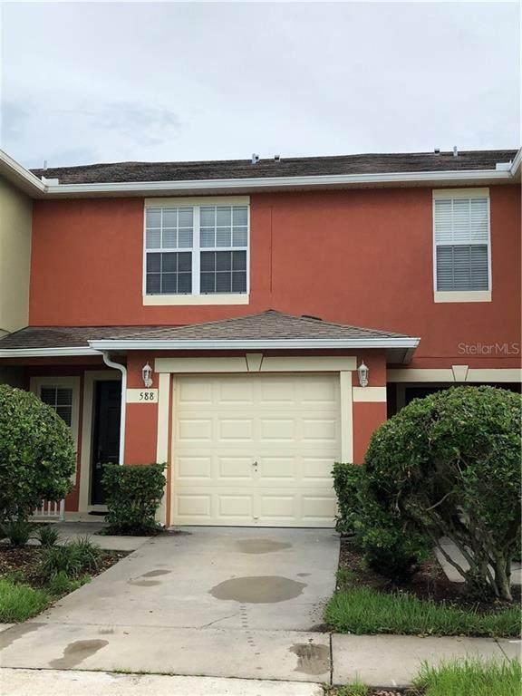 588 Cresting Oak Circle #23, Orlando, FL 32824 (MLS #O5880292) :: The Price Group