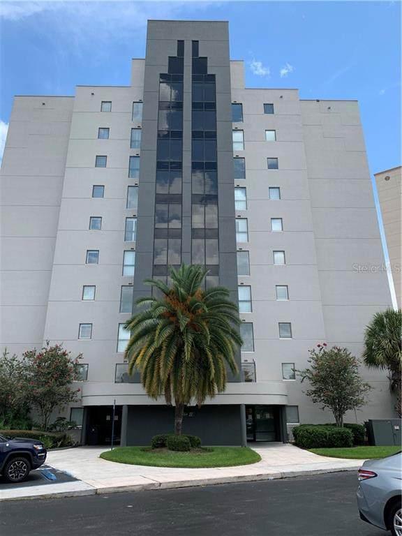 6165 Carrier Dr #2112, Orlando, FL 32819 (MLS #O5880371) :: Your Florida House Team