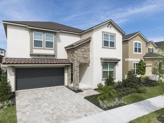 1820 Sawyer Palm Place, Kissimmee, FL 34747 (MLS #O5881691) :: New Home Partners