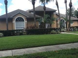 6727 Fairway Cove Drive, Orlando, FL 32835 (MLS #O5881828) :: Team Bohannon Keller Williams, Tampa Properties