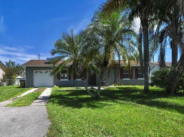 137 Poinsettia Drive, Kissimmee, FL 34743 (MLS #O5883139) :: Zarghami Group