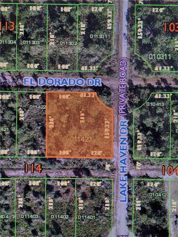 603 El Dorado Drive, Indian Lake Estates, FL 33855 (MLS #O5885703) :: Alpha Equity Team