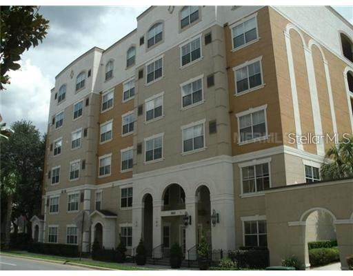 300 E South Street #5011, Orlando, FL 32801 (MLS #O5888367) :: Sarasota Property Group at NextHome Excellence