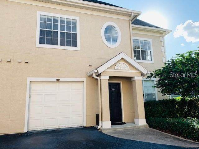 12807 Madison Pointe Circle #201, Orlando, FL 32821 (MLS #O5890206) :: Team Pepka