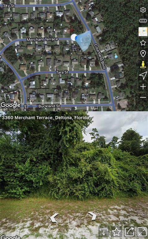 Address Not Published, Deltona, FL 32738 (MLS #O5891581) :: Bustamante Real Estate