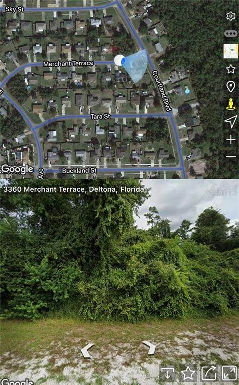 Address Not Published, Deltona, FL 32738 (MLS #O5891581) :: Team Borham at Keller Williams Realty