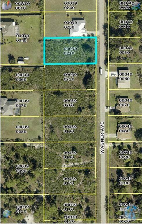 1117 Wagner Avenue, Lehigh Acres, FL 33972 (MLS #O5893605) :: Pepine Realty