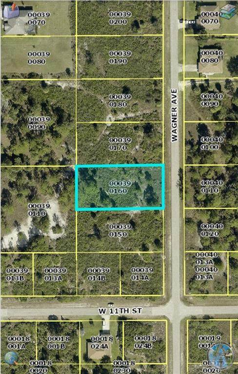 1105 Wagner Avenue, Lehigh Acres, FL 33972 (MLS #O5893608) :: The Heidi Schrock Team