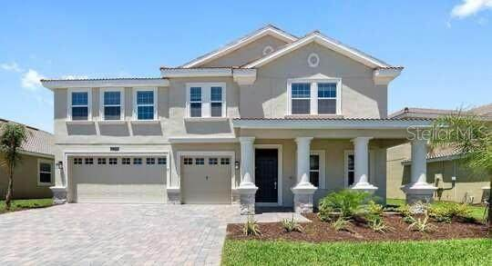 1486 Olympic Club Boulevard, Champions Gate, FL 33896 (MLS #O5893719) :: Alpha Equity Team