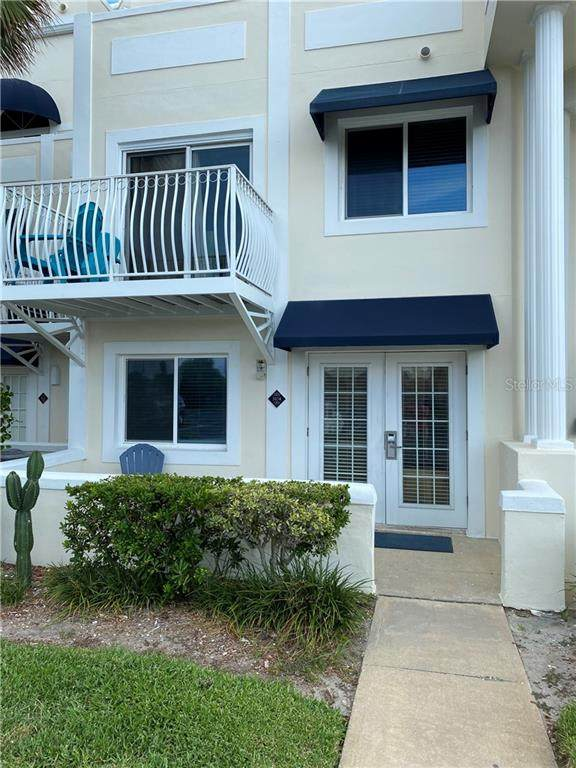 8600 Ridgewood Avenue #3104, Cape Canaveral, FL 32920 (MLS #O5894060) :: Dalton Wade Real Estate Group