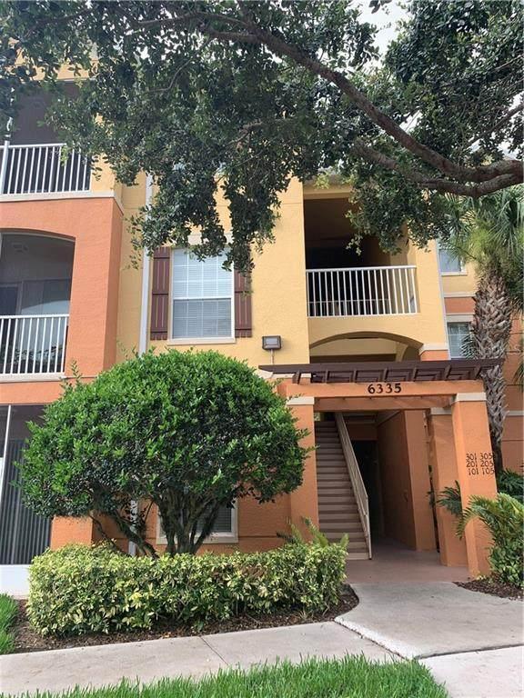 6335 Contessa Drive #101, Orlando, FL 32829 (MLS #O5894143) :: Griffin Group