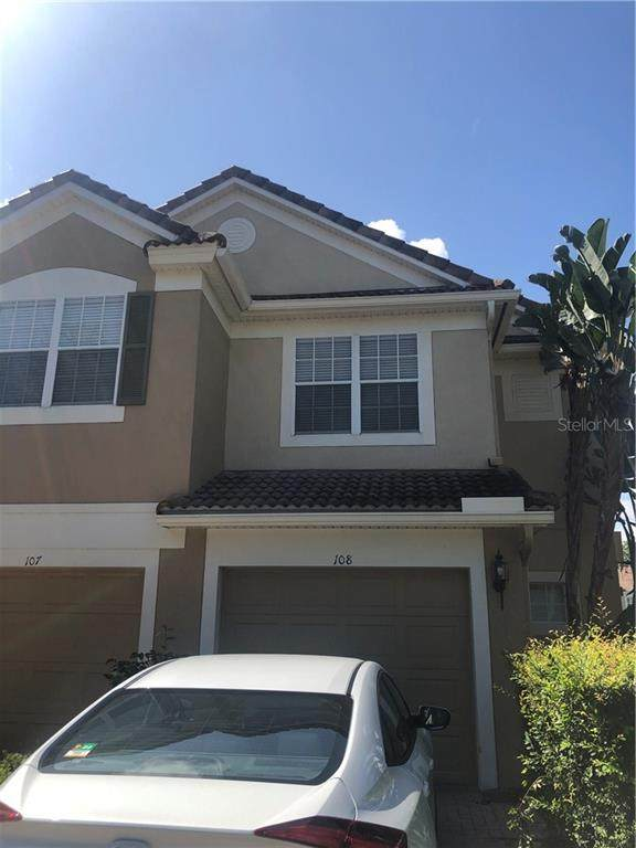 3401 Shallot Drive #108, Orlando, FL 32835 (MLS #O5894719) :: Florida Life Real Estate Group