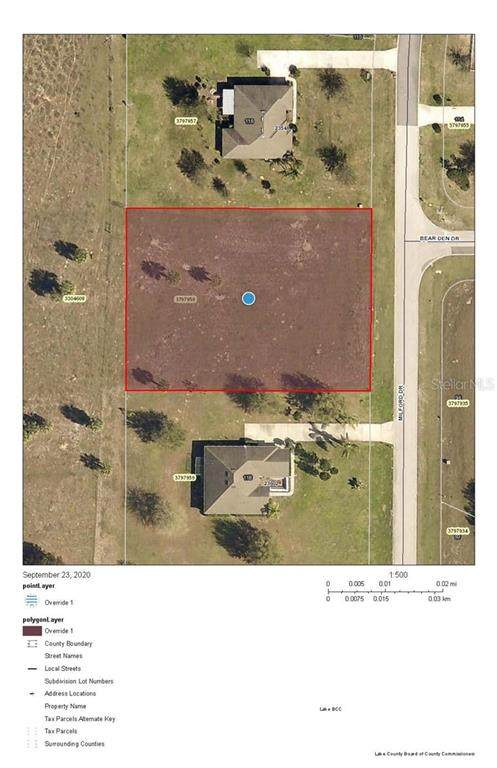 23554 Milford Drive, Eustis, FL 32736 (MLS #O5895191) :: Premium Properties Real Estate Services
