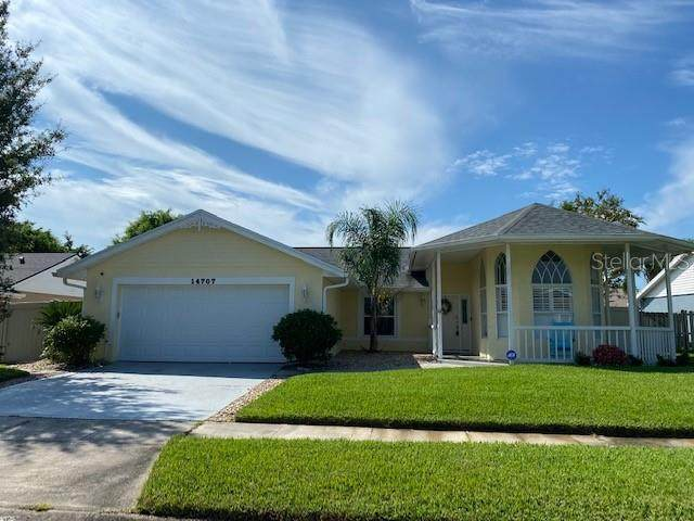 14707 Eagles Crossing Drive, Orlando, FL 32837 (MLS #O5895637) :: Griffin Group