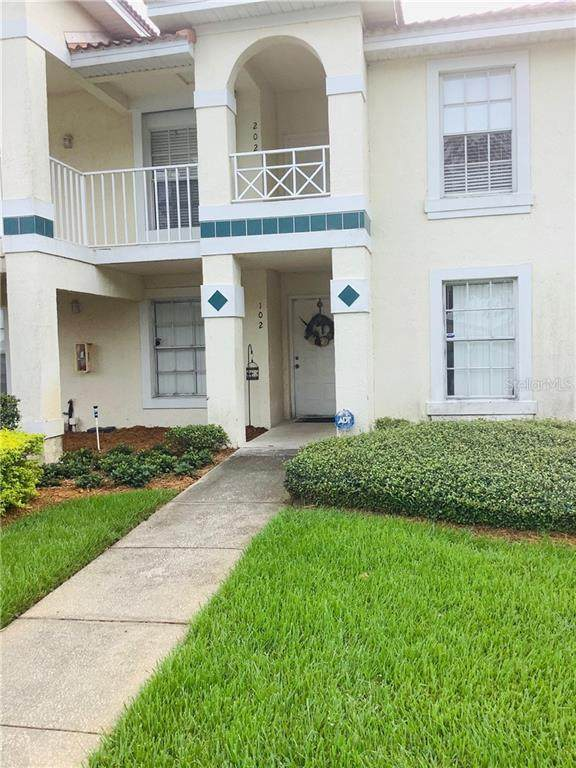 13917 Timberland Drive #102, Orlando, FL 32824 (MLS #O5895806) :: The Light Team
