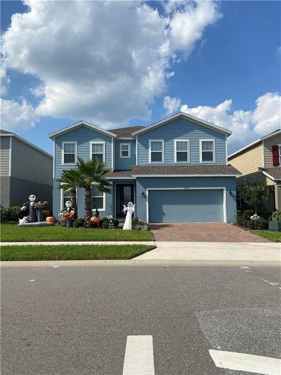 17064 Goldcrest Loop, Clermont, FL 34714 (MLS #O5899256) :: Frankenstein Home Team