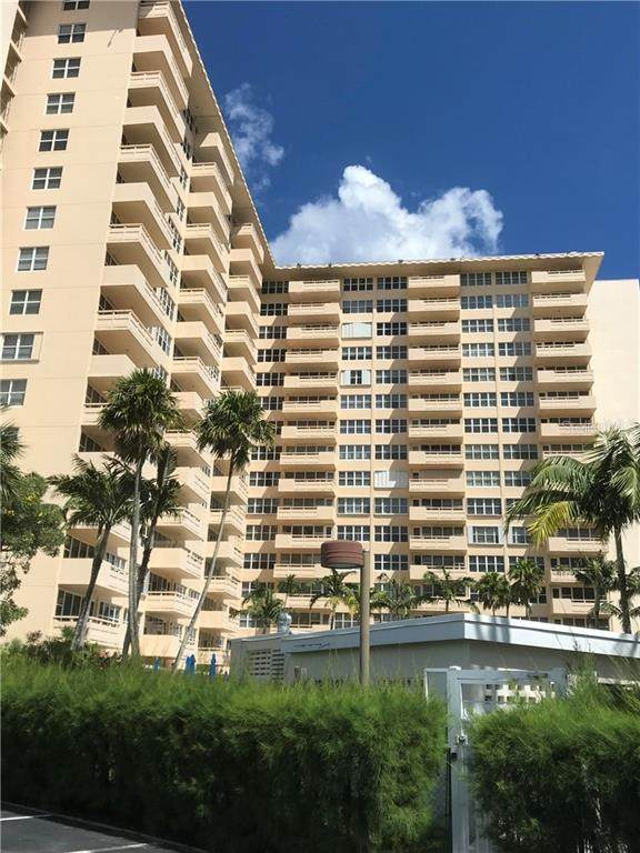 3300 NE 36TH Street #1619, Fort Lauderdale, FL 33308 (MLS #O5899667) :: The Duncan Duo Team