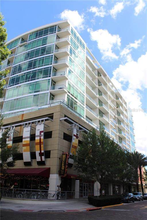 101 S Eola Drive #713, Orlando, FL 32801 (MLS #O5899995) :: The Light Team