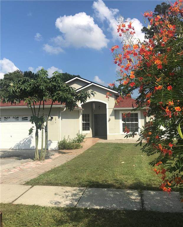 191 W Grossenbacher Dr, Apopka, FL 32712 (MLS #O5900161) :: Frankenstein Home Team