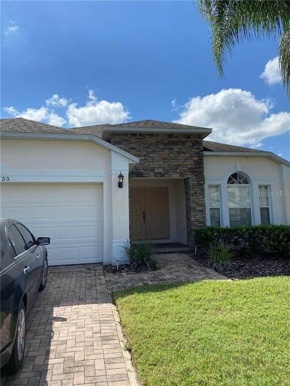 333 Kensington Drive, Davenport, FL 33897 (MLS #O5900210) :: Your Florida House Team