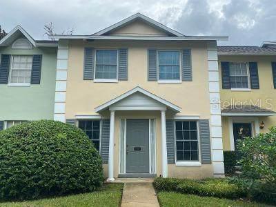 2708 E Pine Street, Orlando, FL 32803 (MLS #O5901532) :: GO Realty