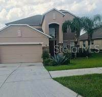 305 Red Kite Drive, Groveland, FL 34736 (MLS #O5901701) :: Sarasota Home Specialists