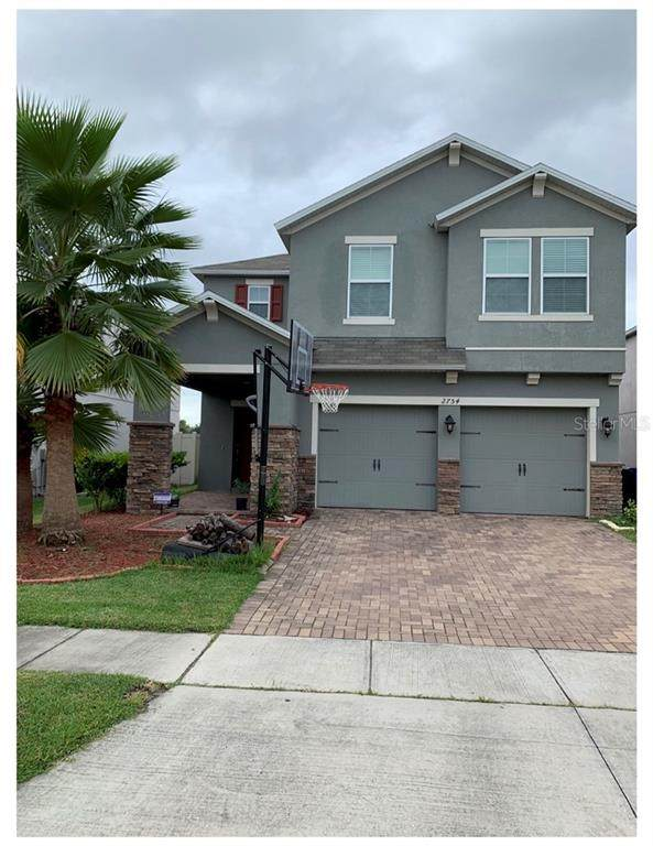 2754 Monticello Way, Kissimmee, FL 34741 (MLS #O5901857) :: Realty Executives Mid Florida