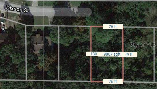 348 Dixson Street, Orange City, FL 32763 (MLS #O5902052) :: Delta Realty, Int'l.