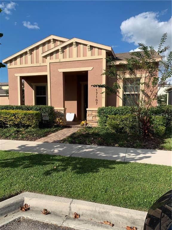 17107 Harbor Oak Parkway, Winter Garden, FL 34787 (MLS #O5903480) :: Pepine Realty