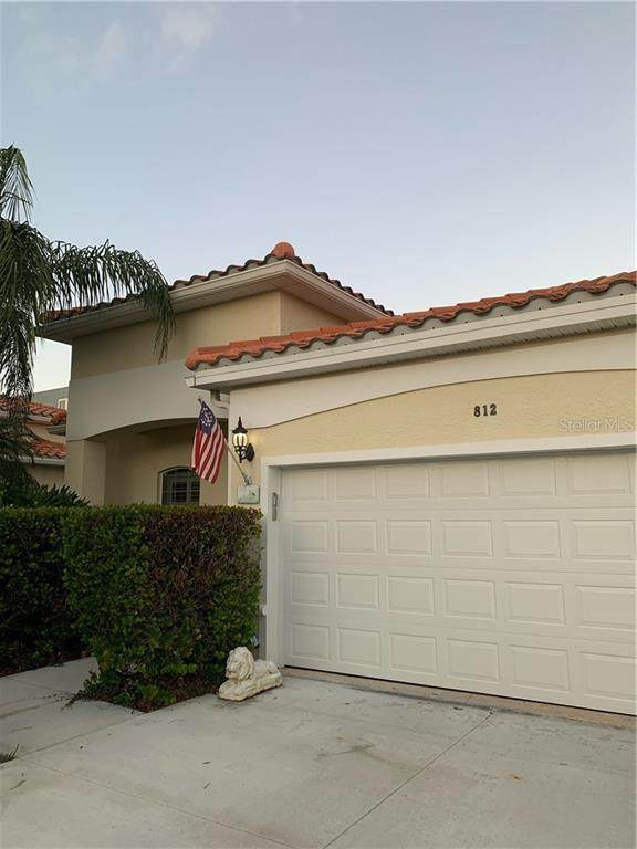 812 Bayside Drive #901, Cape Canaveral, FL 32920 (MLS #O5904860) :: Dalton Wade Real Estate Group