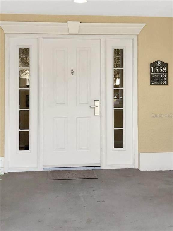 1338 Seven Eagles Court #101, Reunion, FL 34747 (MLS #O5906911) :: RE/MAX Premier Properties
