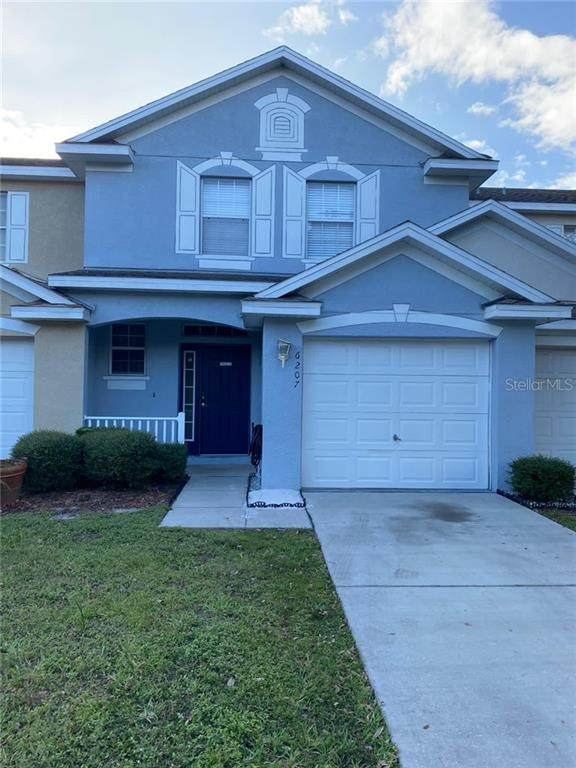 6207 Crestdale Place, Riverview, FL 33578 (MLS #O5907962) :: The Duncan Duo Team