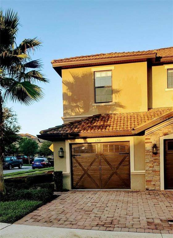 1201 Long Cove Loop #2201, Davenport, FL 33896 (MLS #O5910791) :: RE/MAX Marketing Specialists