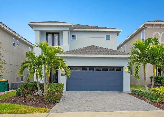650 Lasso Drive, Kissimmee, FL 34747 (MLS #O5911487) :: Sarasota Property Group at NextHome Excellence