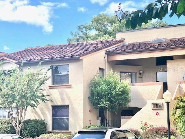 1263 Lake Willisara Circle #25, Orlando, FL 32806 (MLS #O5915406) :: Everlane Realty