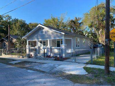 2312 E 23RD Avenue, Tampa, FL 33605 (MLS #O5915876) :: Florida Real Estate Sellers at Keller Williams Realty