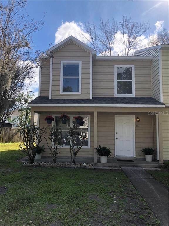 431 Green Spring Circle, Winter Springs, FL 32708 (MLS #O5916177) :: Tuscawilla Realty, Inc