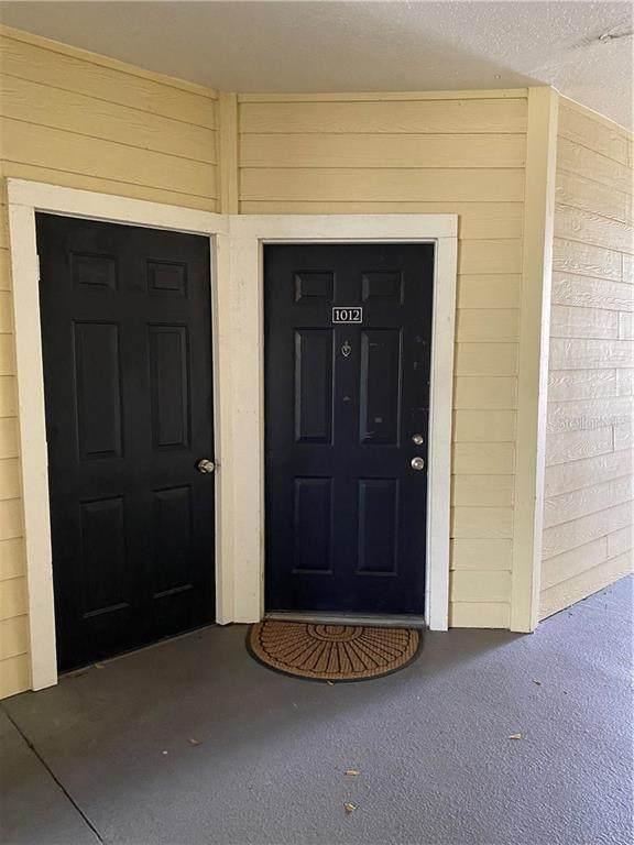 2598 Robert Trent Jones Drive #1012, Orlando, FL 32835 (MLS #O5918629) :: Bustamante Real Estate