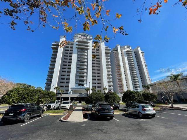 13415 Blue Heron Beach Drive #1105, Orlando, FL 32821 (MLS #O5918645) :: Visionary Properties Inc