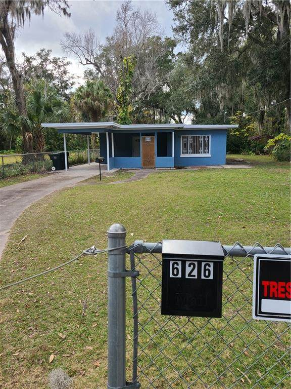 626 Cannon Street, Daytona Beach, FL 32114 (MLS #O5923508) :: Southern Associates Realty LLC