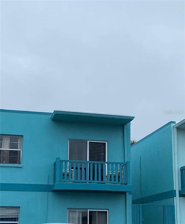 350 Fillmore Avenue F16, Cape Canaveral, FL 32920 (MLS #O5924519) :: Dalton Wade Real Estate Group