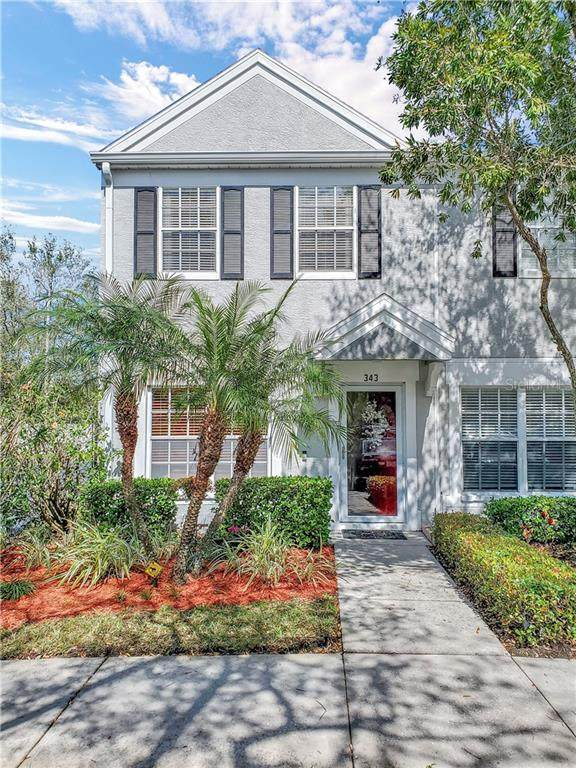 343 Countryside Key Boulevard, Oldsmar, FL 34677 (MLS #O5925160) :: Heckler Realty