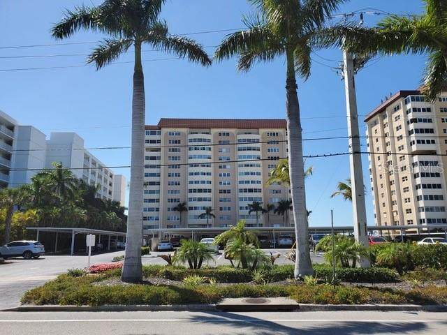 1750 Benjamin Franklin Drive 12D, Sarasota, FL 34236 (MLS #O5925506) :: Keller Williams on the Water/Sarasota